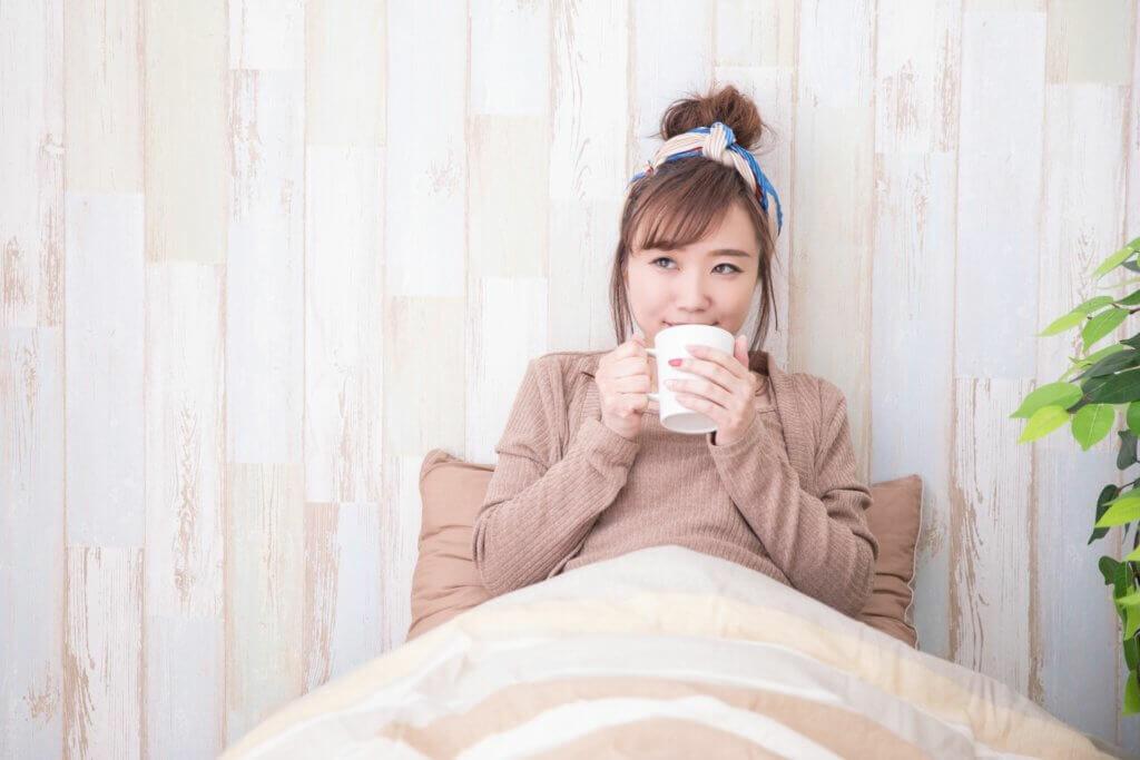 睡眠に影響がないようにカフェインを摂るには?