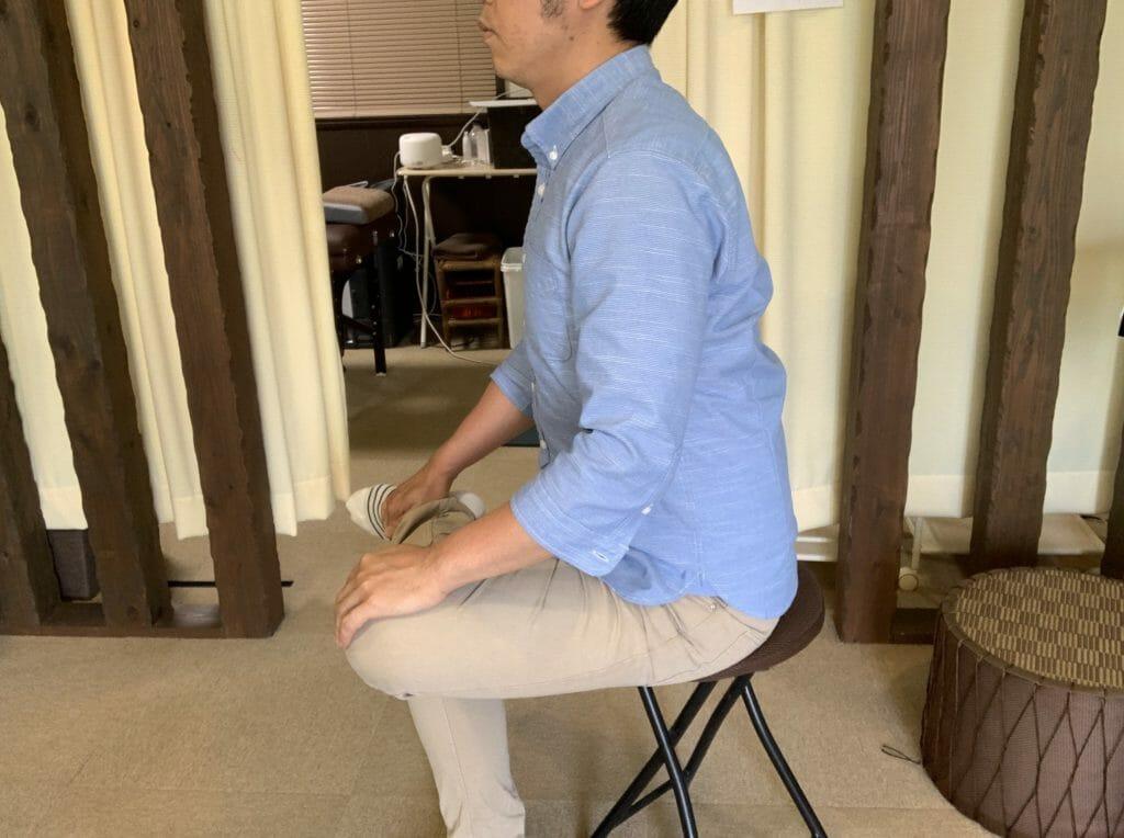 坐骨神経痛を和らげるストレッチ