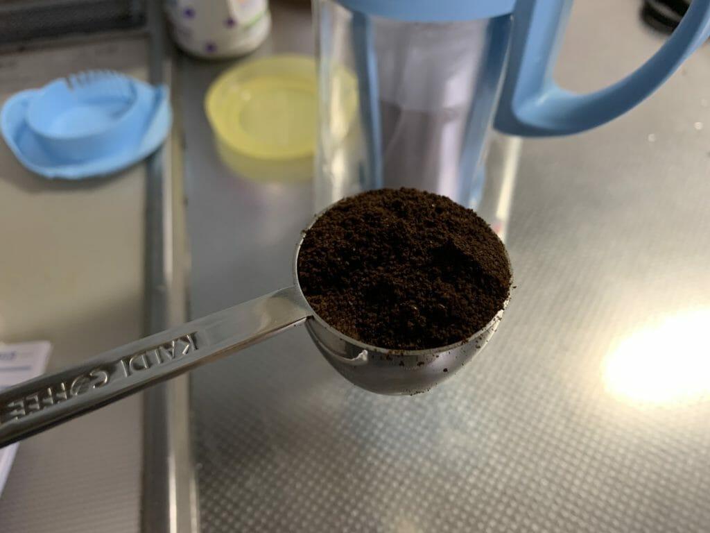 カルディコーヒー豆