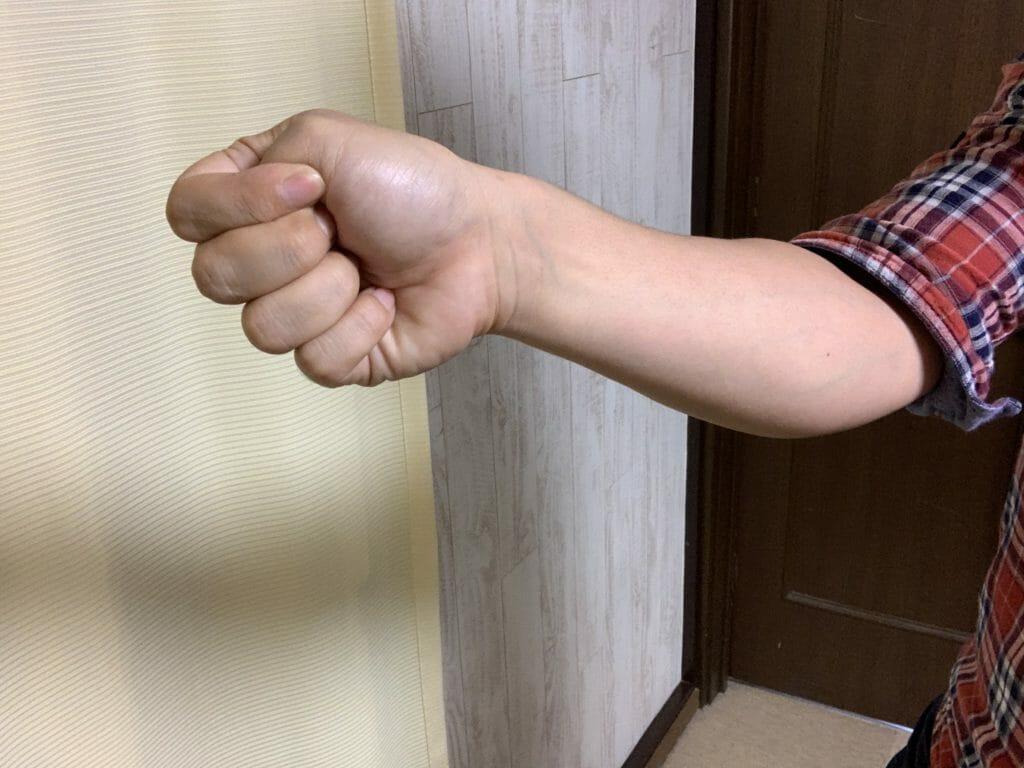 腱鞘炎の検査1