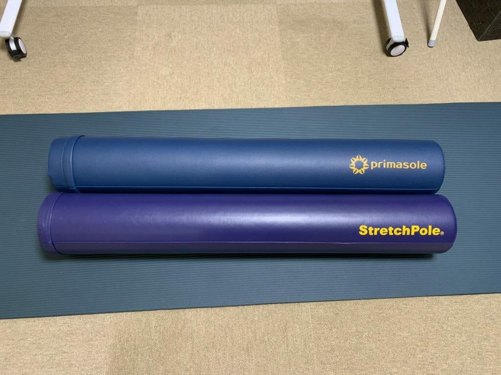 PrimasoleとLPNのストレッチポールを比較