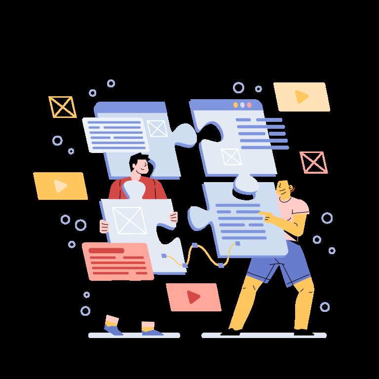 ブログの文章構成は3つのパーツを考えること!簡単に作れるテンプレート付きで徹底解説