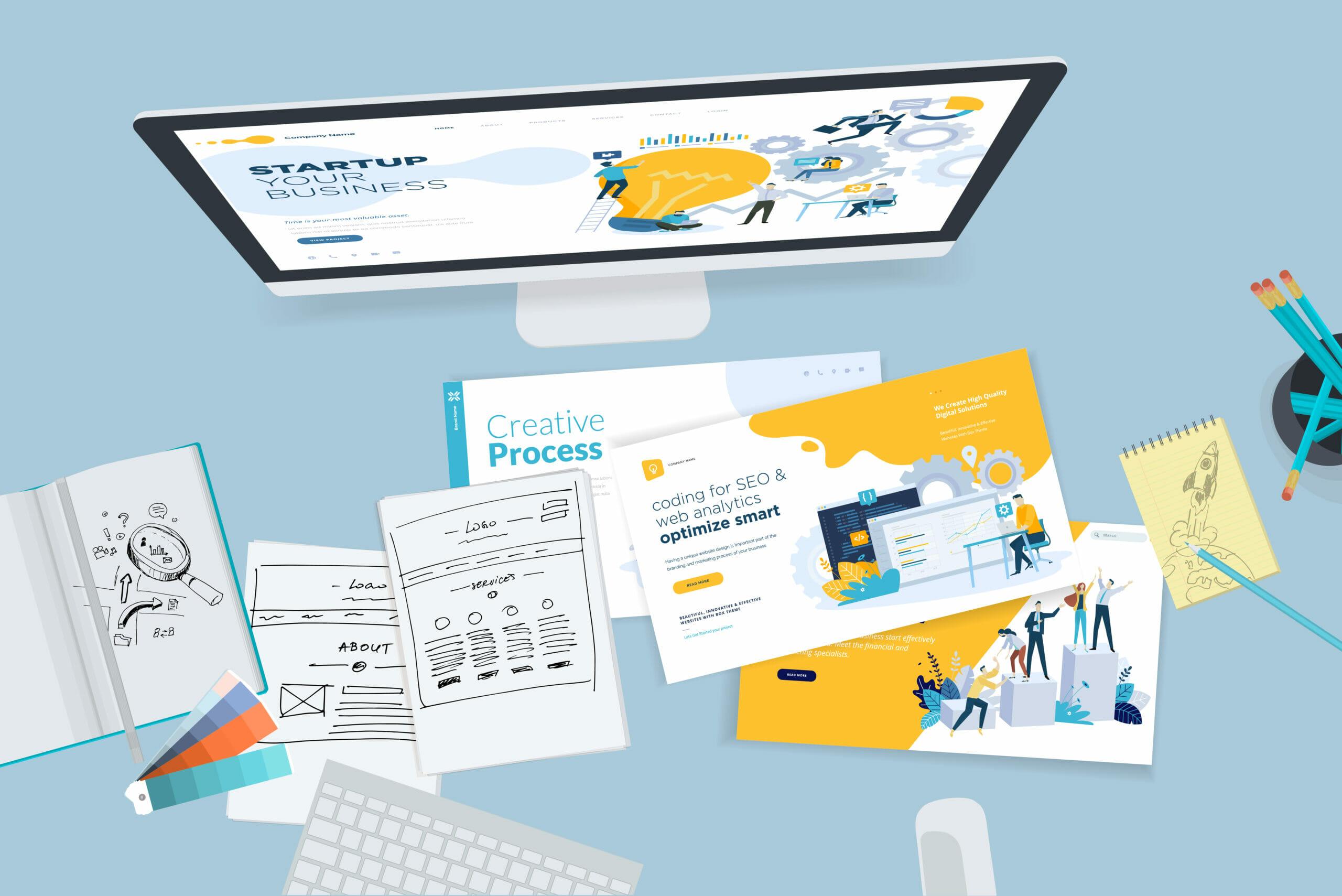 SEOを意識したブログの構成を作る4つの手順